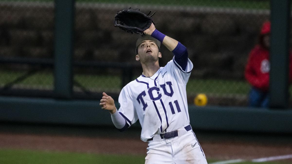 Oklahoma St TCU Baseball