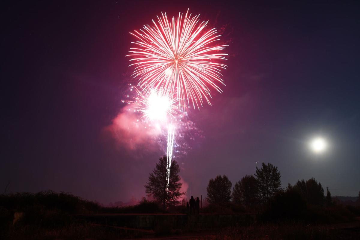 Lebanon Fireworks
