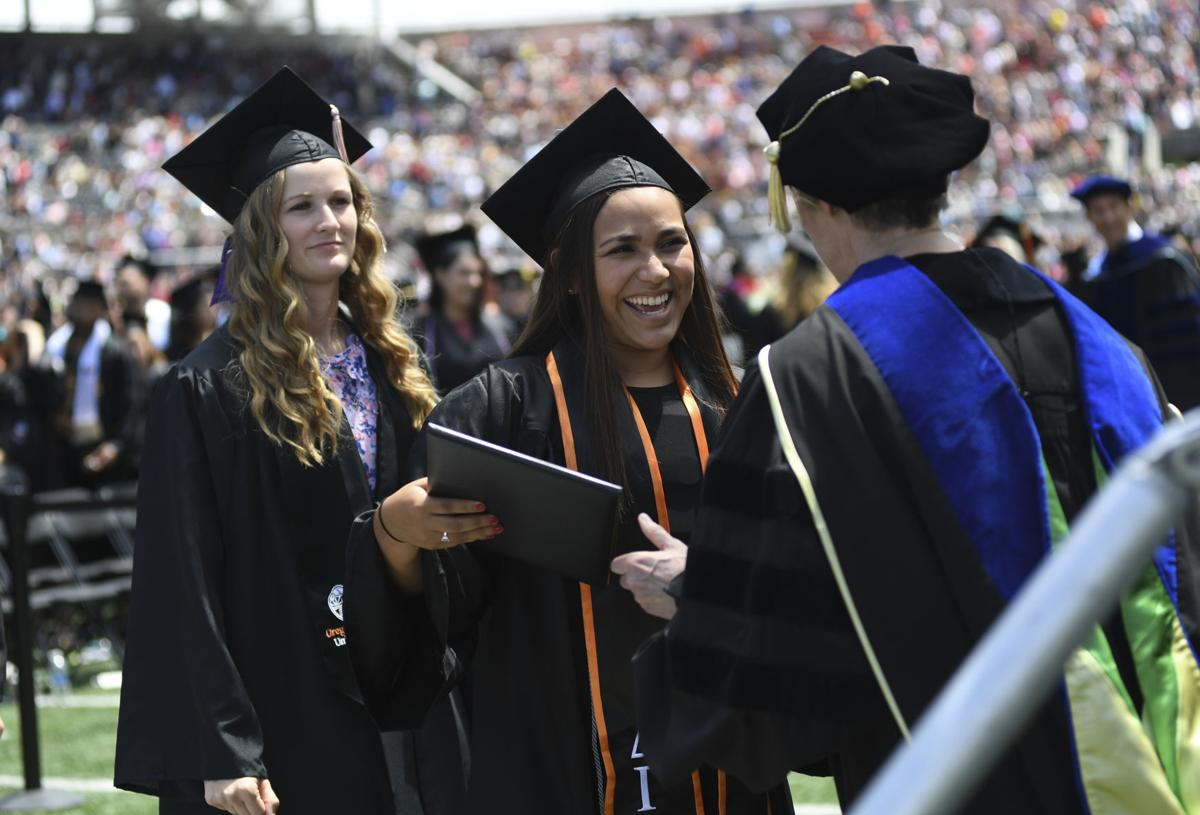 Oregon State Graduation 2018 2