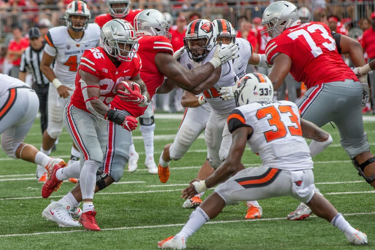 osu football defense looks to improve off tough game at ohio state