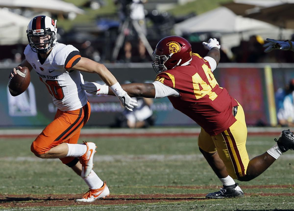 Oregon St USC Football