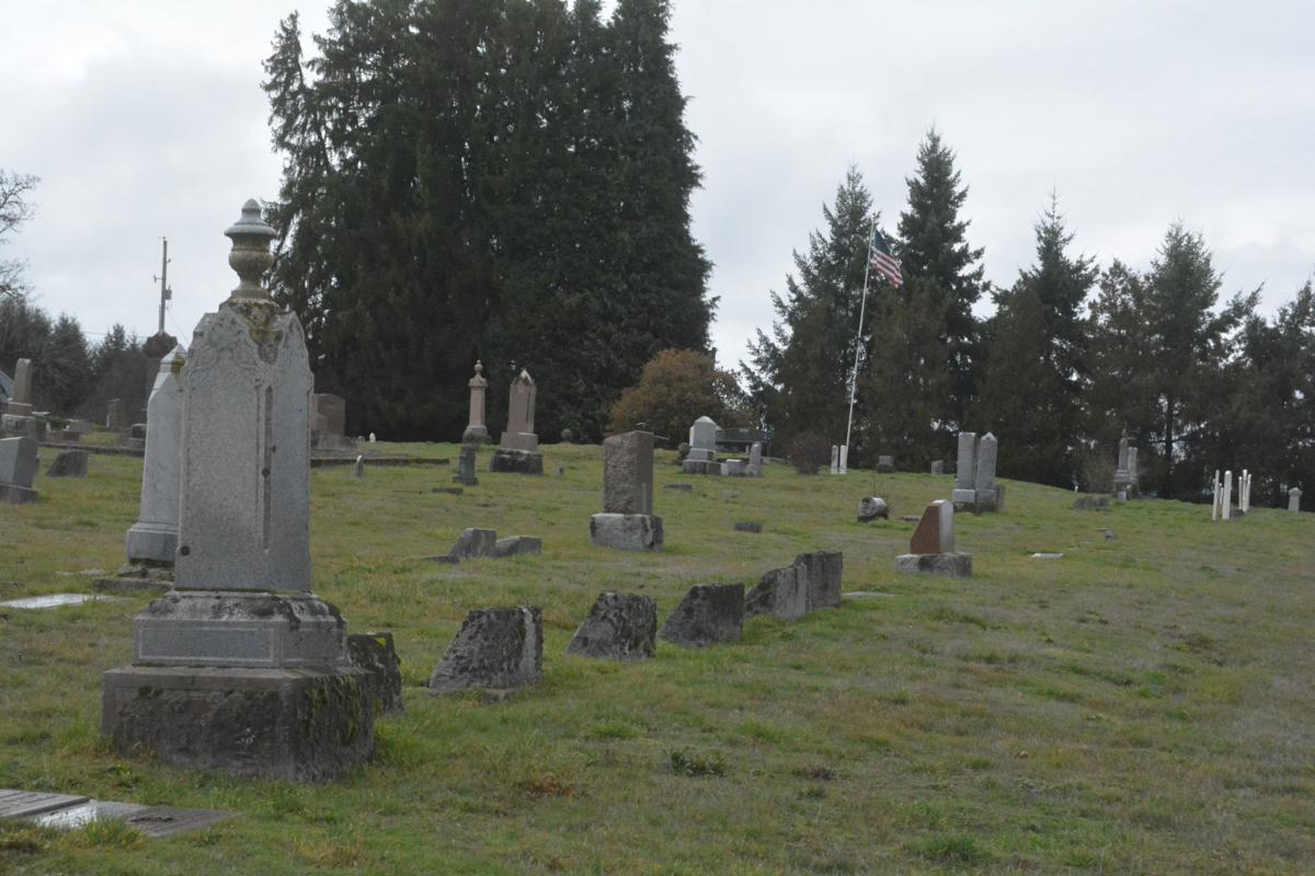 Mount Union Historical Cemetery