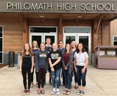PHS valedictorians 2019