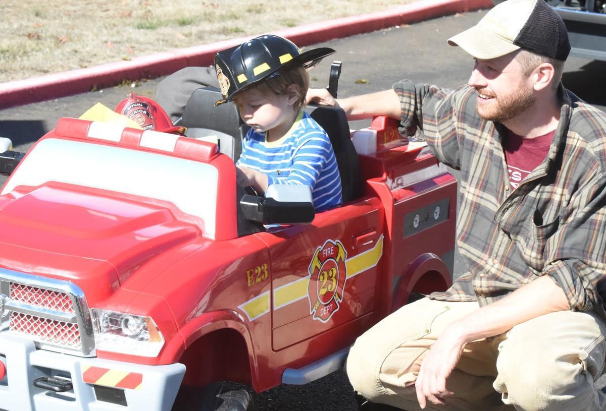 Philomath Fire & Rescue Open House