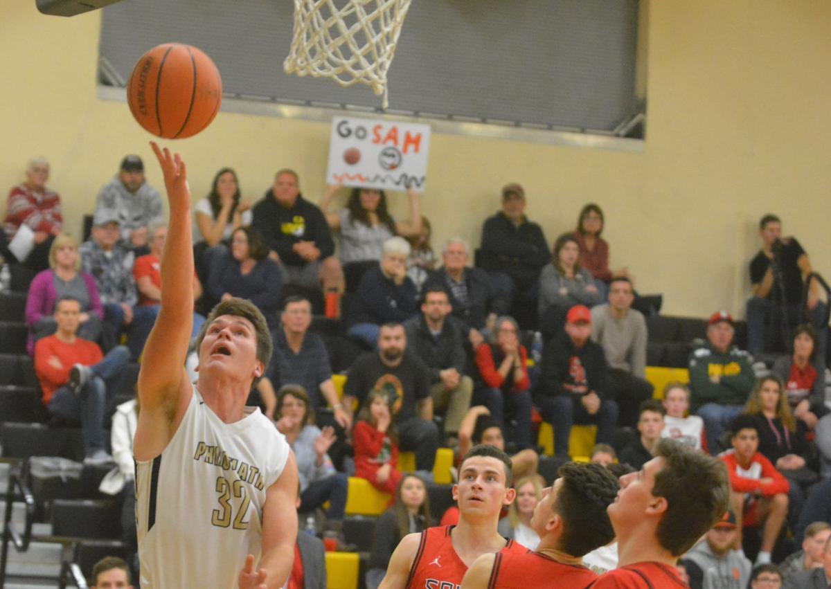 PHS boys basketball: Kenan Conner