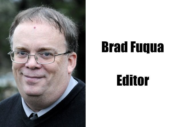 Brad Fuqua online column logo