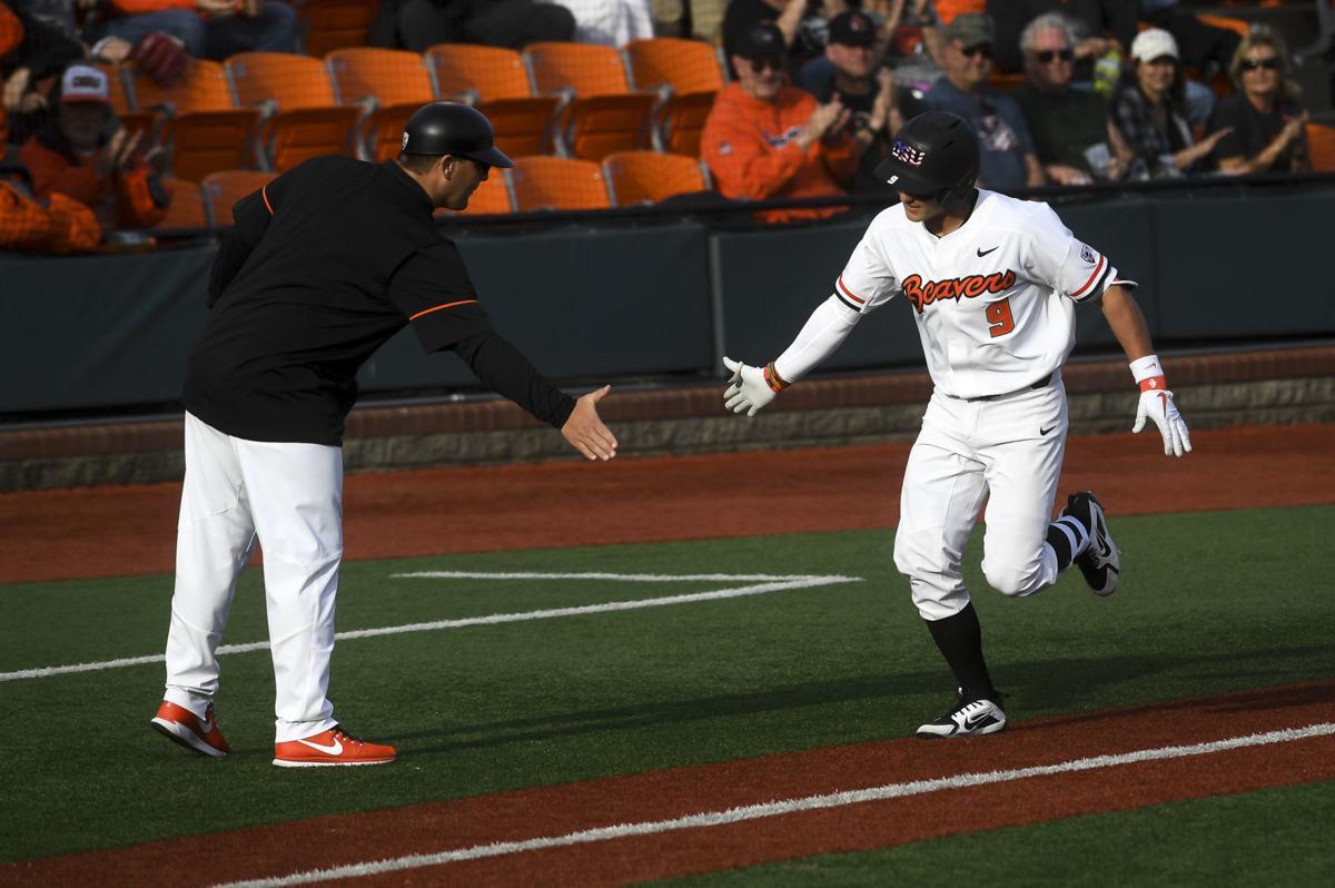 online retailer bb51e 84135 OSU baseball: Beavers open regional against Cincinnati ...