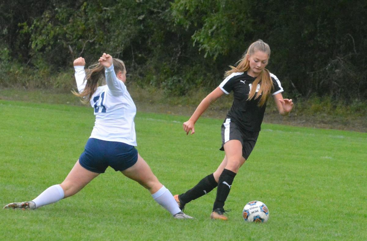 PHS girls soccer: Chloe Jurva