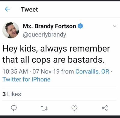 Fortson tweet