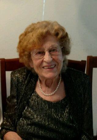 Dorothy Mae Robinson