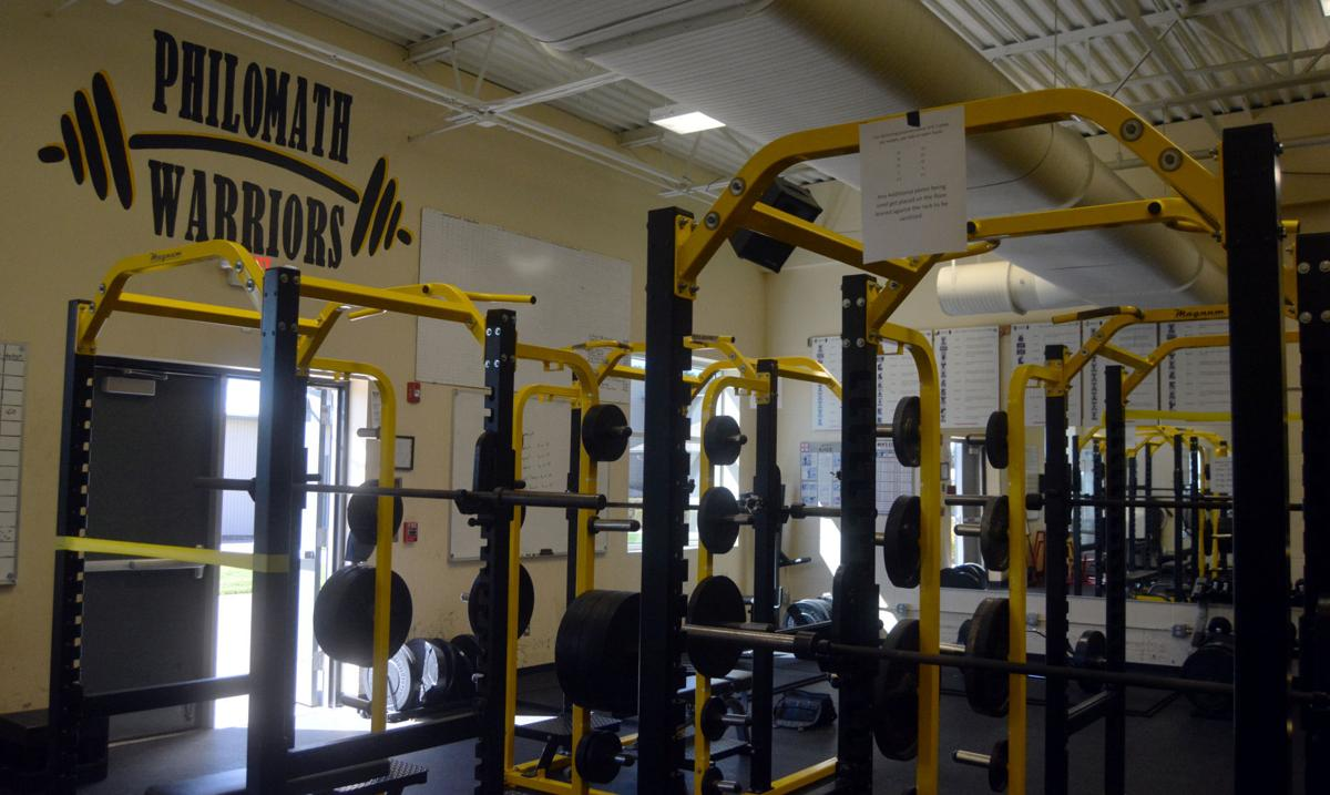 PHS weight room