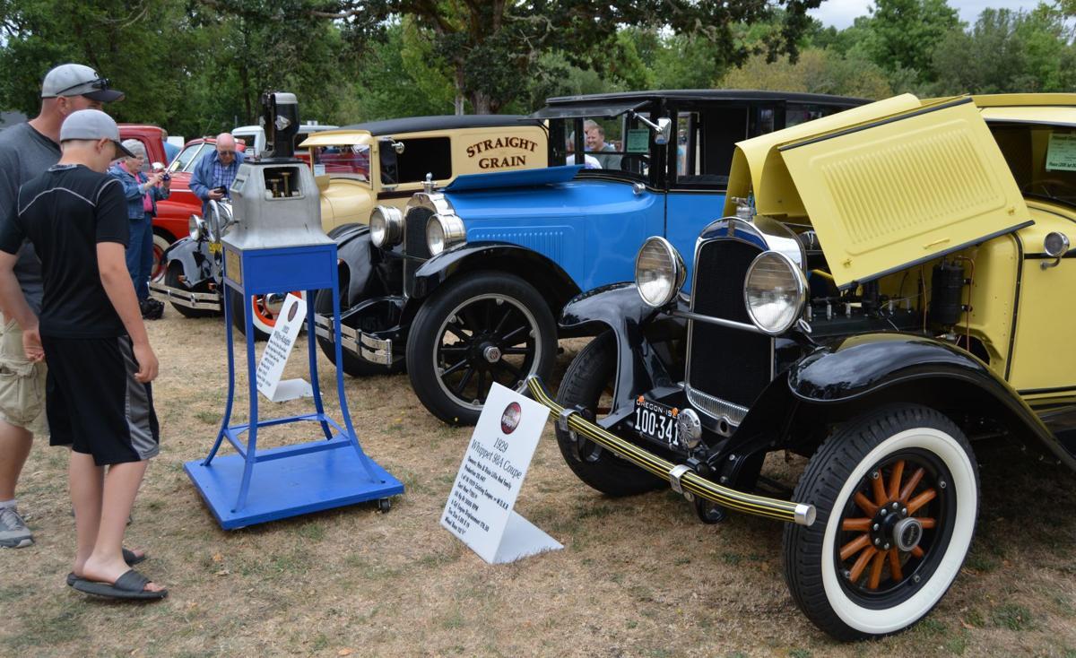 Philomath Chamber To Stage Classic Car Show Local Gazettetimescom - Local classic car shows