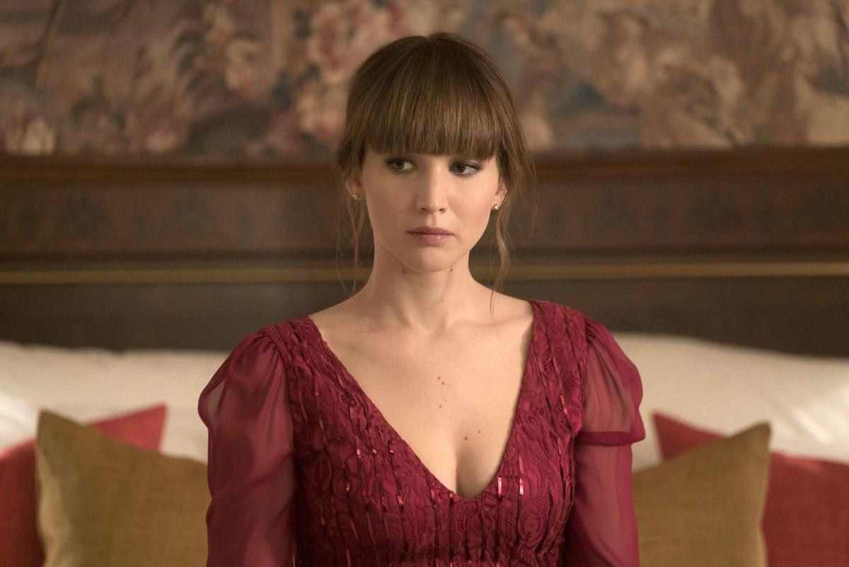 Film Review Red Sparrow