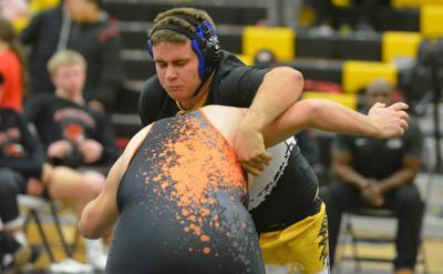 PHS wrestling: Noah Estes