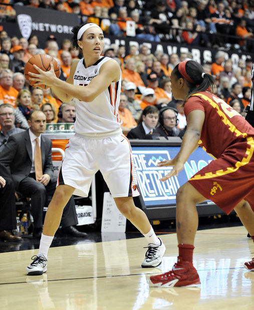 OSU women's basketball: Beavers happy to lend an assist ...