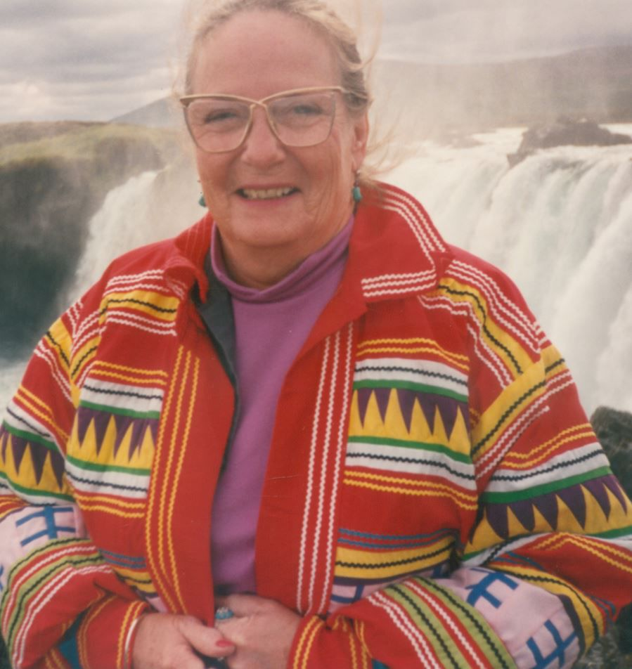 Marilyn Ruth Dickinson Helgason