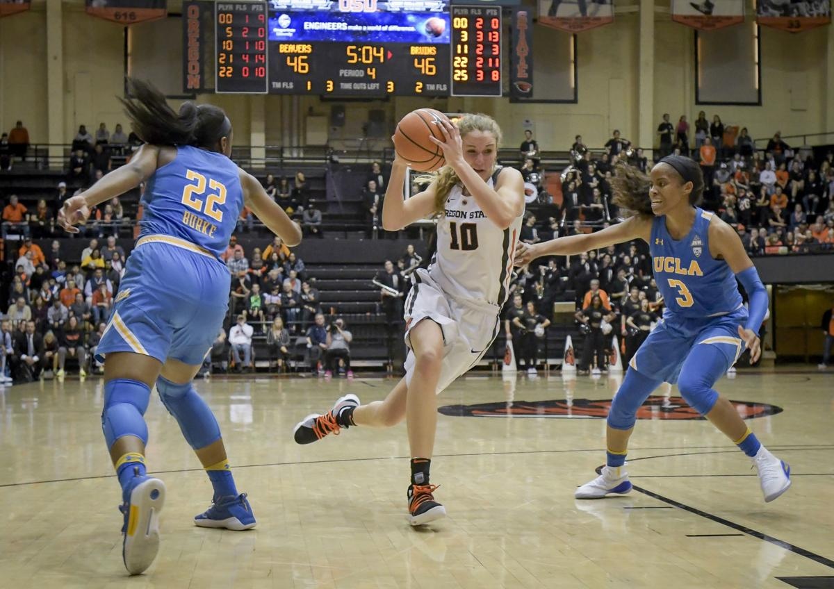 Katie McWilliams vs. UCLA