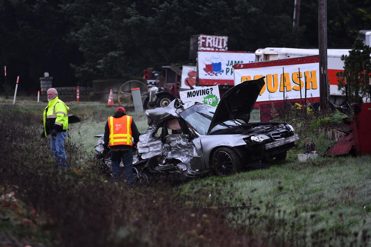 Victim identified in Highway 34 crash | Local | gazettetimes com