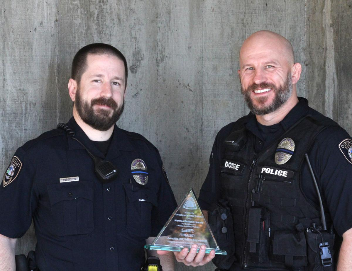 Problem-oriented policing award