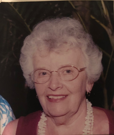 Barbara June Slocum Clough