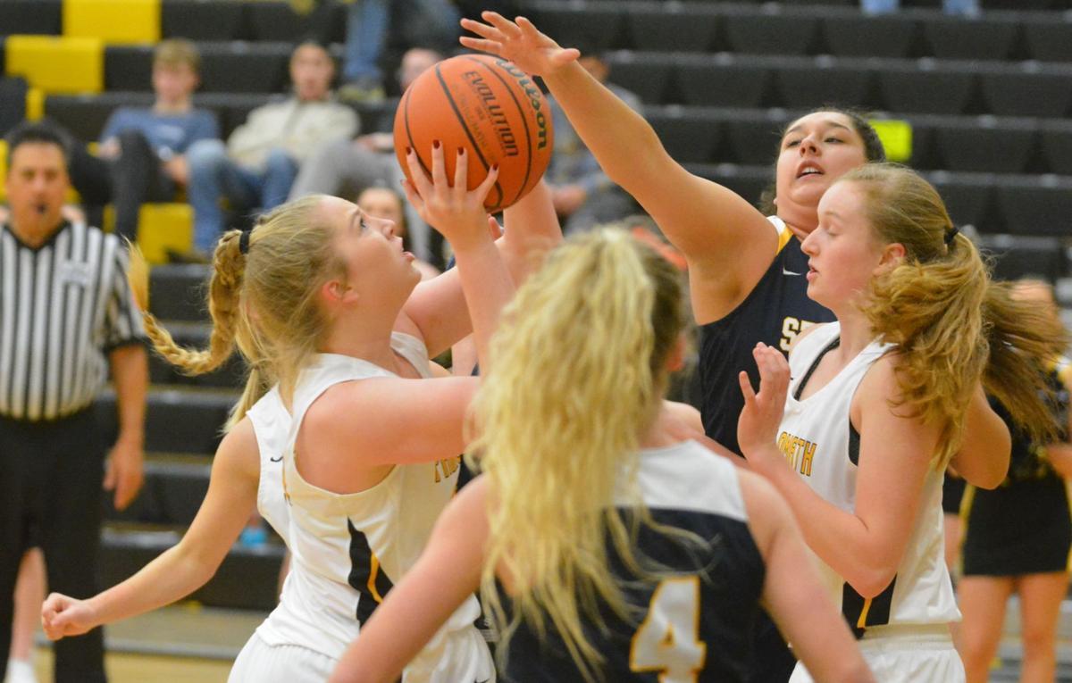 PHS girls basketball: Lauren Berklund