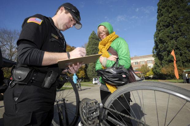 OSU shines light on bike safety
