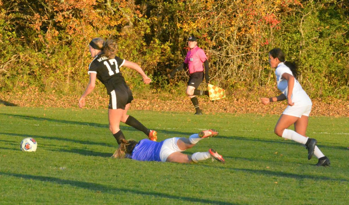 PHS girls soccer: Alivia Pittman