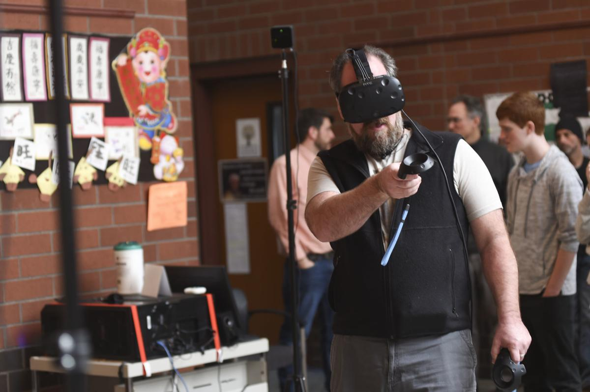 Virtual Reality Showcase