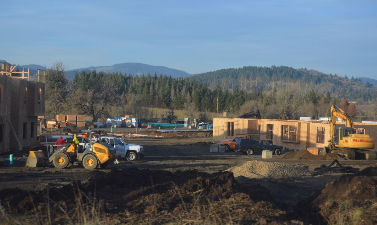Philomath development
