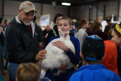 Poultry in motion: More than 2,500 attend Spring Poultry and