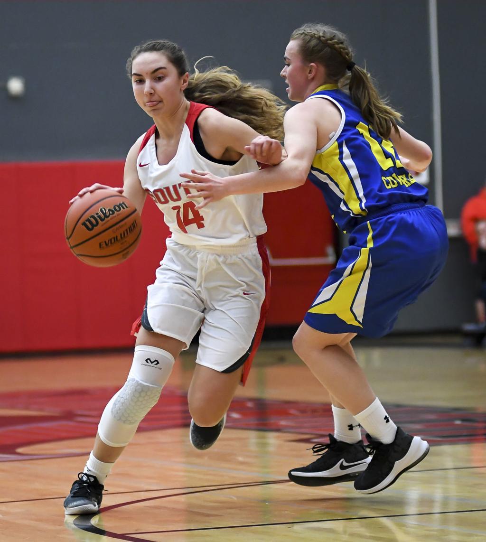 Prep girls basketball: RedHawks roll past Crook County