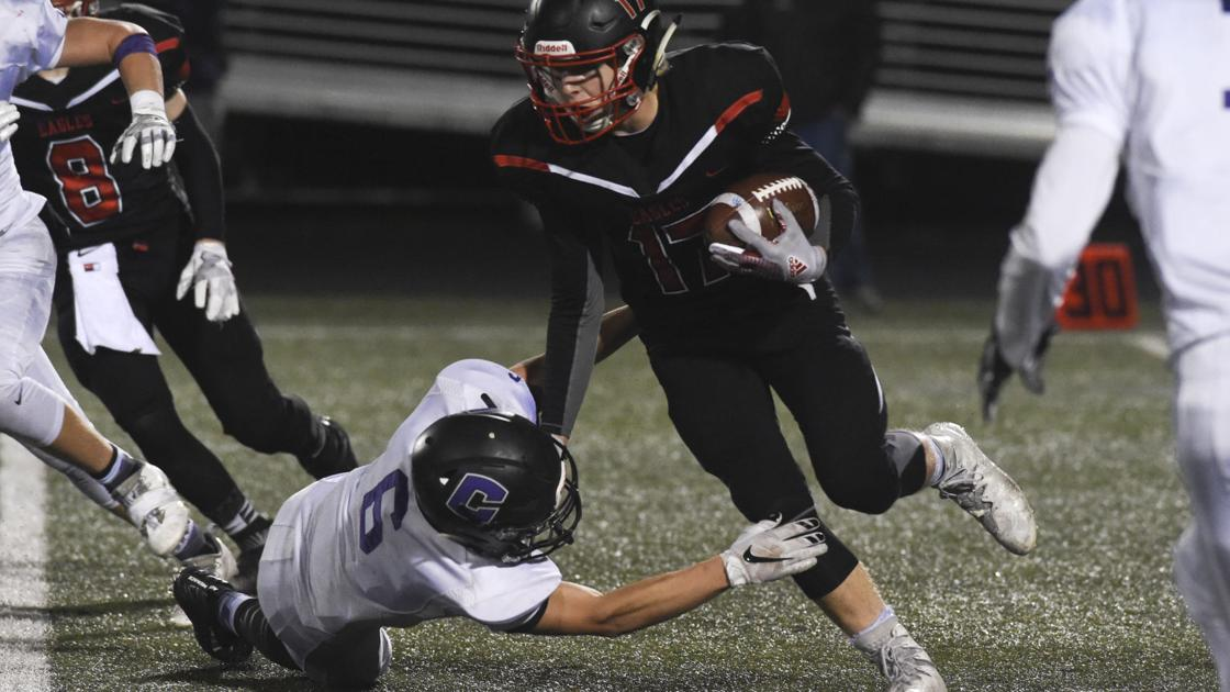 Prep Football: Santiam Christian Comes Up Short In 3A