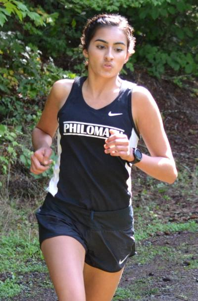 PHS cross-country: Hannah Hernandez