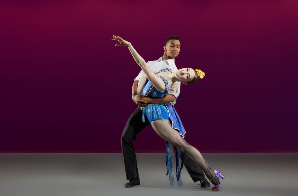 Eugene Ballet Company Sympathique