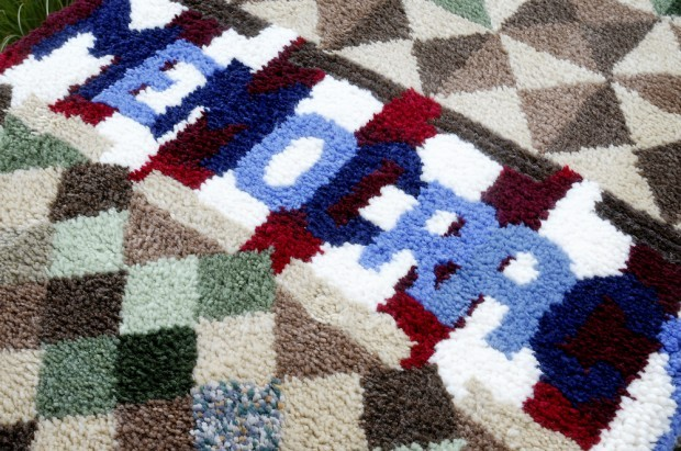 Remembrance rug