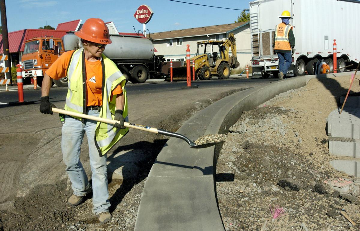 From the Past: 2007 street work