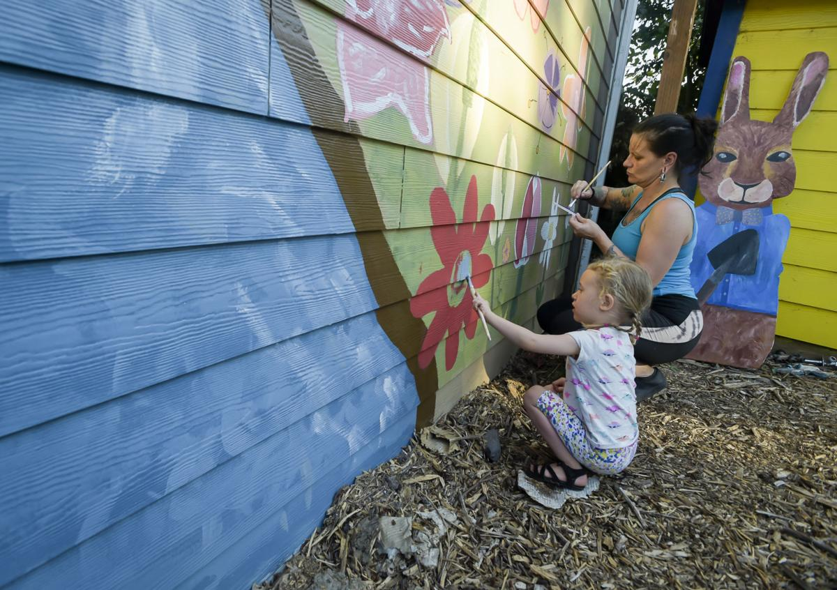 South Corvallis Residents Celebrate National Night Out With New