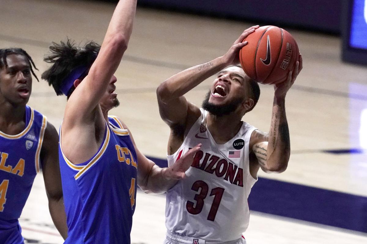 UCLA Arizona Basketball1