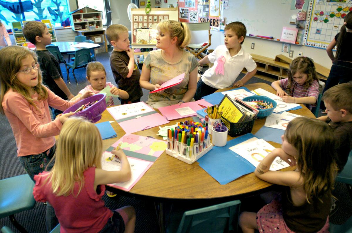 From the Past: Kindergartners in 2008