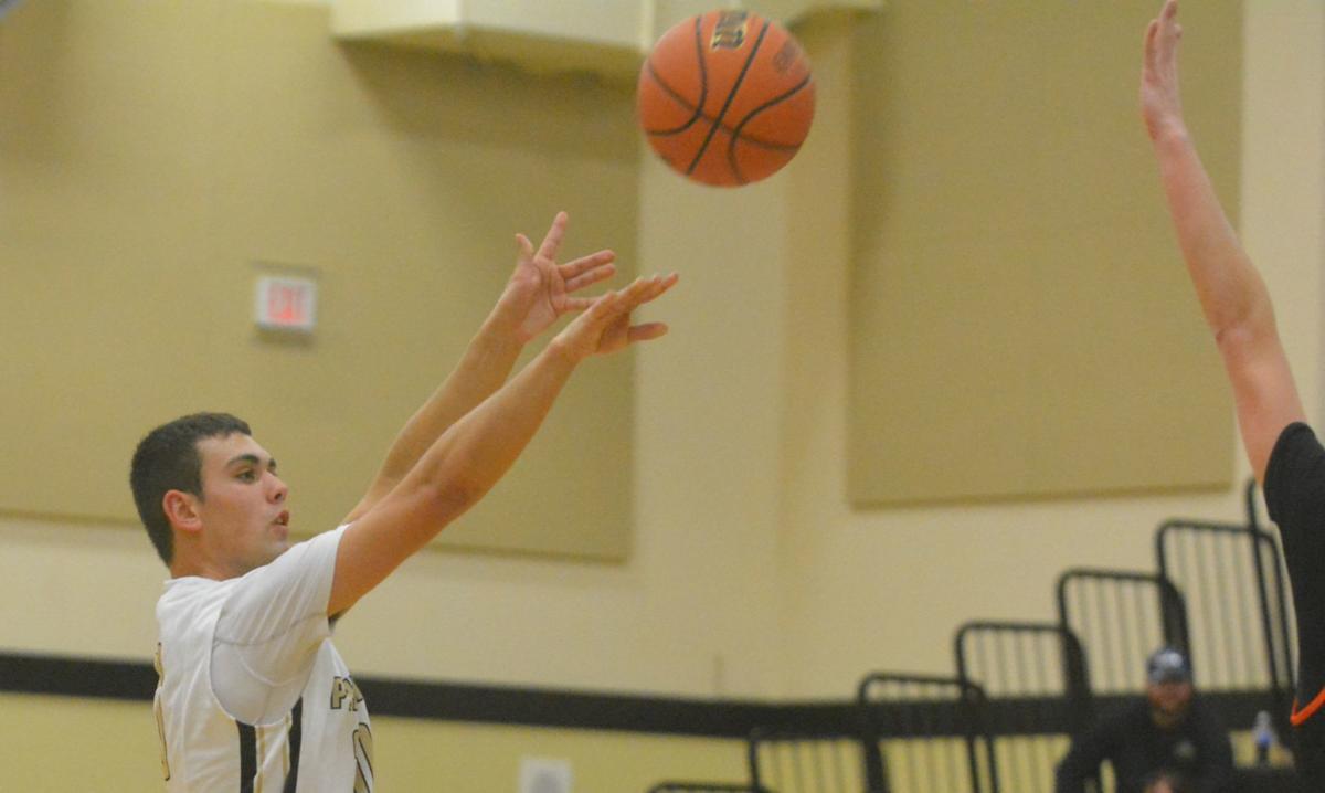 PHS boys basketball: Tyler Pfarrer