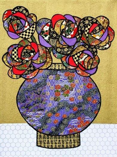 Vase by JoAnne Walstad