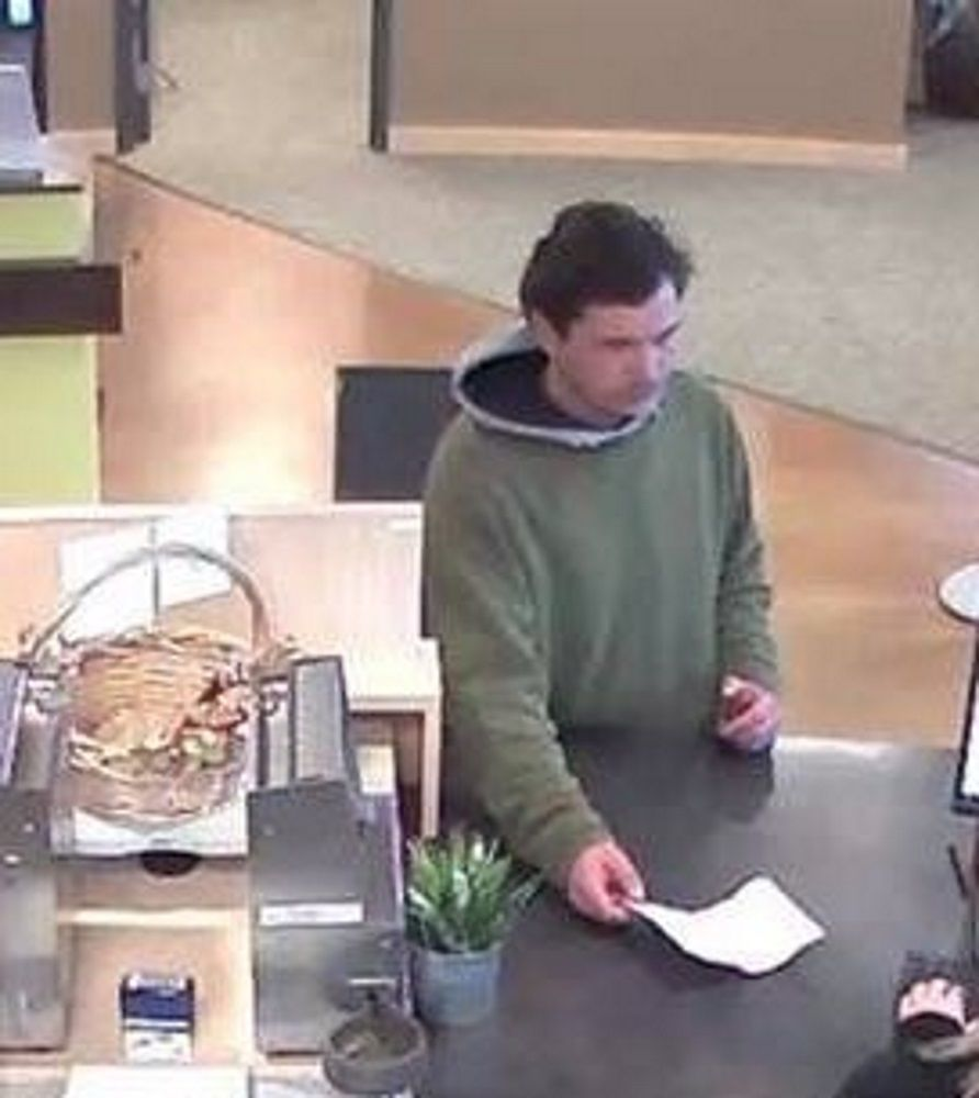 Central Willamette Credit Union robbery