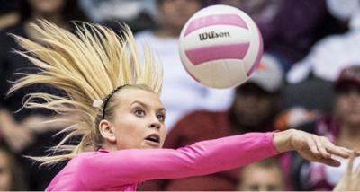 OSU volleyball: Haylie Bennett