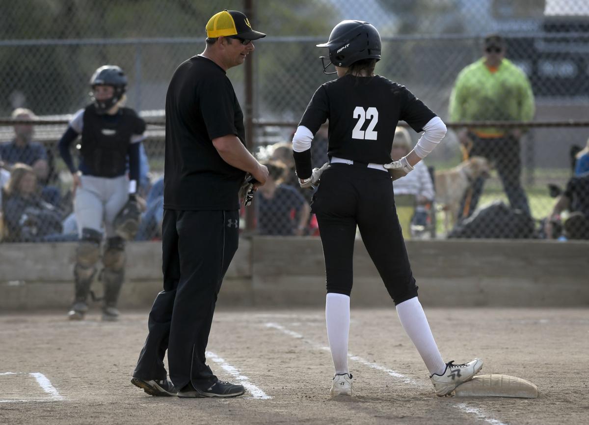 PHS softball: Kamden Combs, Travis King