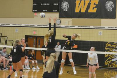 PHS volleyball: Megan Harper