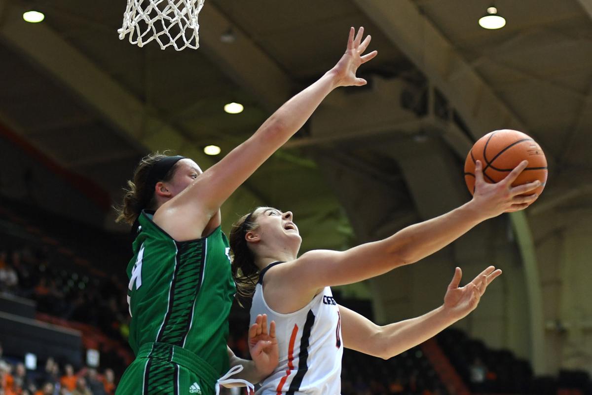 Mikayla Pivec vs. North Dakota-01