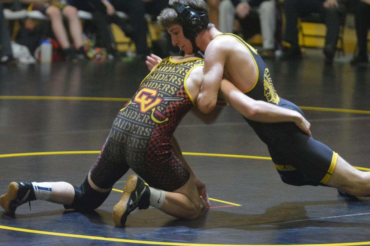PHS wrestling: Tony Rath