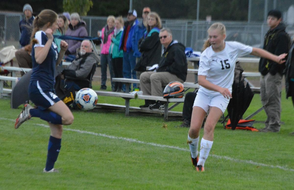 PHS girls soccer: Quincey Pittman