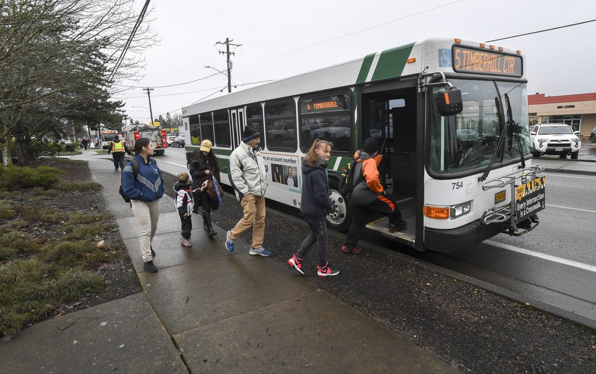 Vaping device causes fire on Corvallis city bus | Local