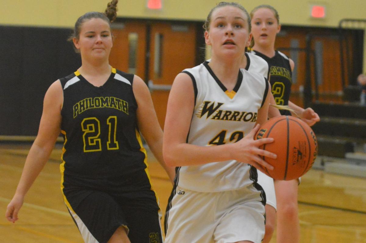 PHS girls basketball: Braedyn McNeely